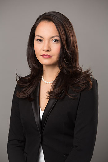 Madonna Gutierrez - Law Clerk and Office Manager